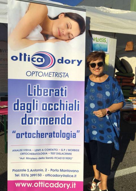 Ottica Dory alla Beer Fest di Porto Mantovano